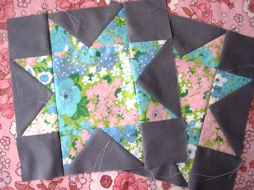 9-10/72 - Floral Explosion Blocks | by needled.fig