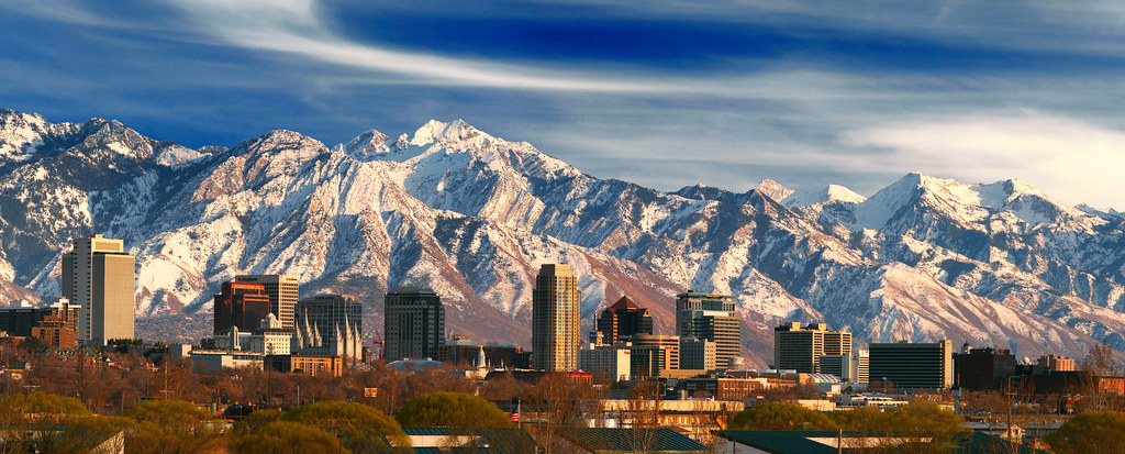 Image result for slc mountains