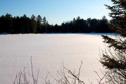 Yet another frozen lake | by mcdux