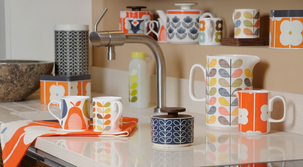 ... Orla Kiely Kitchen Accessories | By Healu0027s   Heals.co.uk