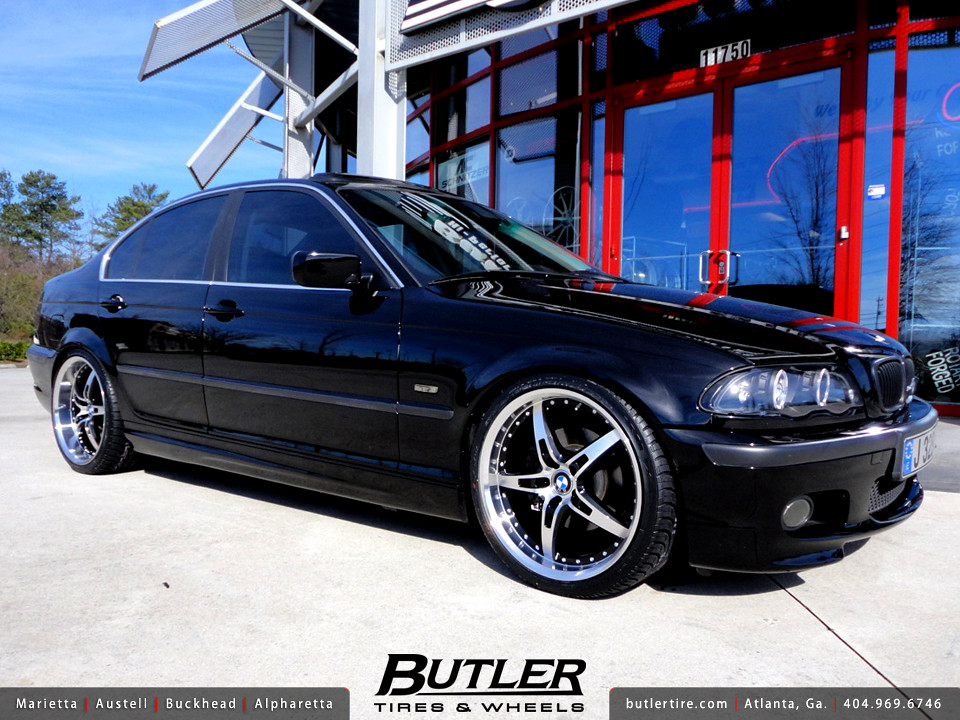 BMW I With In MRR GT Wheels Additional Picture Gall Flickr - Bmw 3281 gt