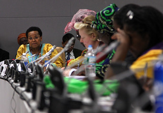 Side Event on the Topic of Accelerating Progress Towards Empowerment of Rural Women | by UN Women Gallery