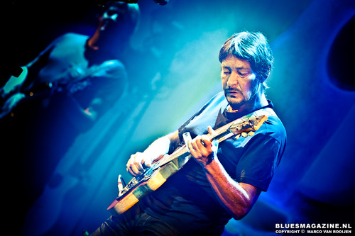 CHRIS REA | by Blues Magazine