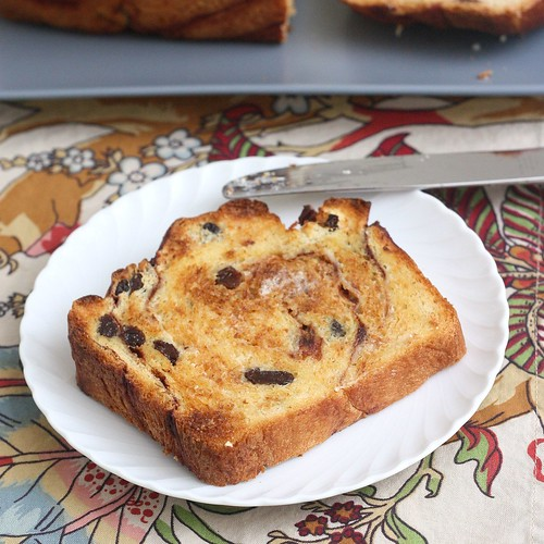 Cinnamon Swirl Bread | by Tracey's Culinary Adventures