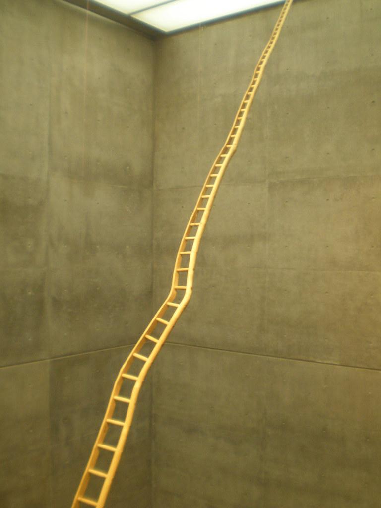 Martin Puryear 'Ladder for Booker T. Washington' | Martin Pu… | Flickr