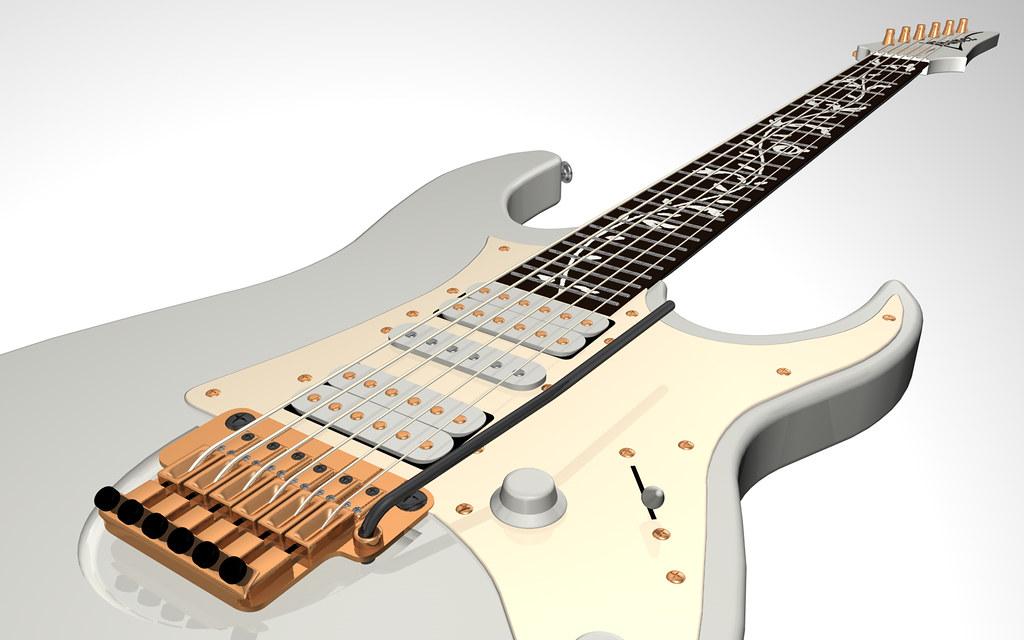 guitar ibanez jem wiring diagram electrical system flickr rh flickr com Guitar Wiring Diagrams 2 Pickups Single Pickup Guitar Wiring Diagram