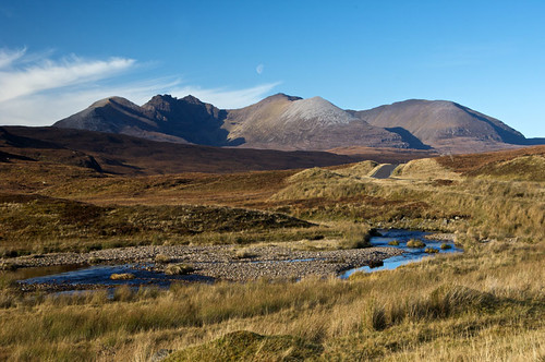 An Teallach (The Forge), Dundonnell, Wester Ross, Scottish Highlands | by scotscapes