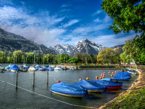 Weesen am Walensee - Hafen | by mike_tec