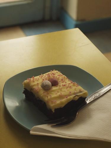Egg Free Cake Brighton