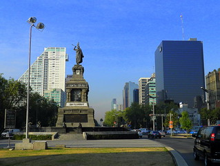 2011 MEXICO-660  MEXICO CITY REFORM AVE 墨西哥城 改革大道 | by xuweiyuan