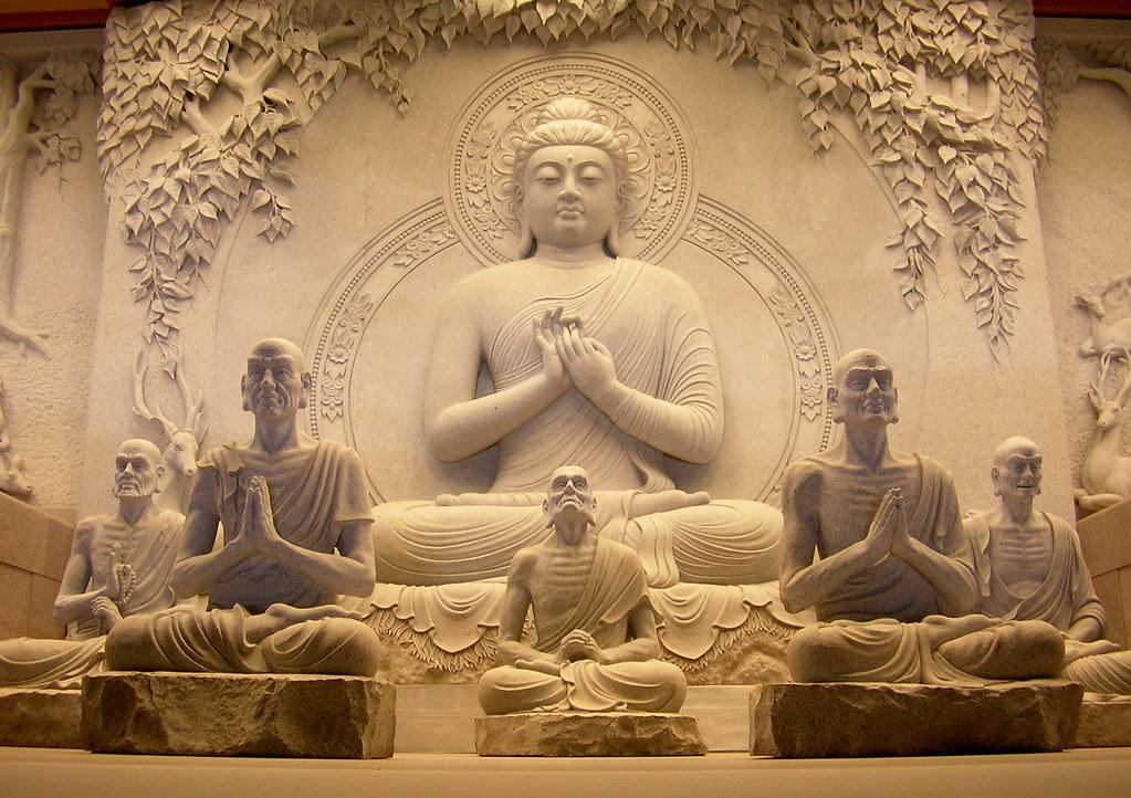 Buddhist statue 仏像 - 念佛宗(...