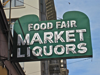 Food Fair, San Francisco, CA | by Robby Virus