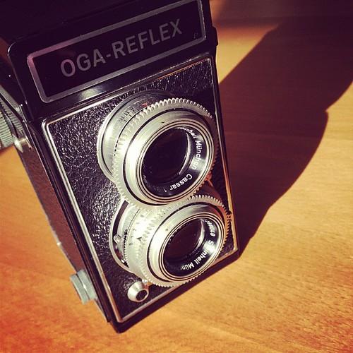neu in meinem besitz eine oga reflex ulmann patrik flickr. Black Bedroom Furniture Sets. Home Design Ideas