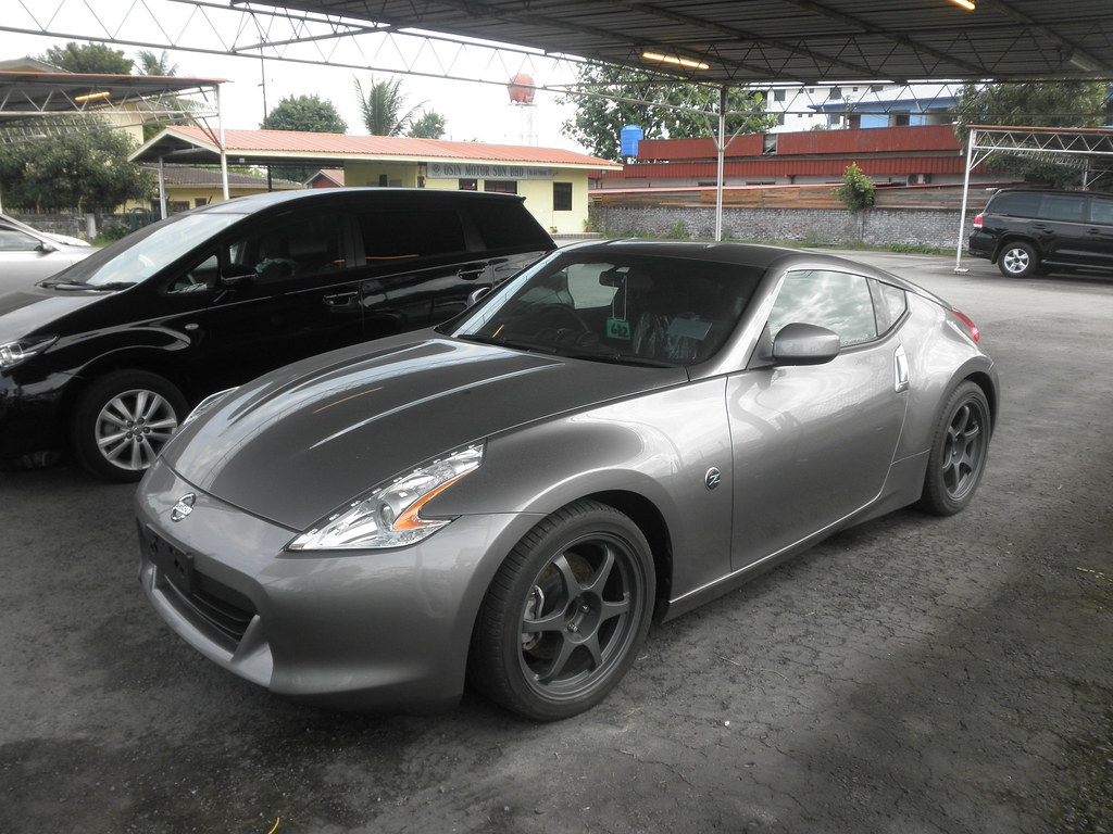 by thienzieyung New Nissan 370Z For Sale In Kota Kinabalu! - by thienzieyung