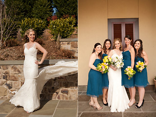 Monica and Tim Wed~ 3.3.12 | by Kellan Studios