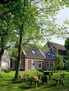 an old farmhouse in the dutch country side | by the style files