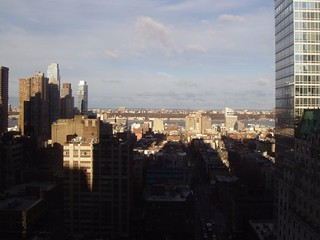 View from the Marriott Marquis, New York, NY, Feb 2012 | by suzipaw