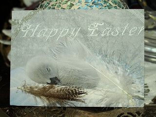 ATC for trade. Happy Easter. | by cassandra204