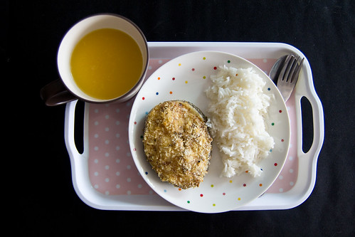 Baked cod for lunch | by yannie