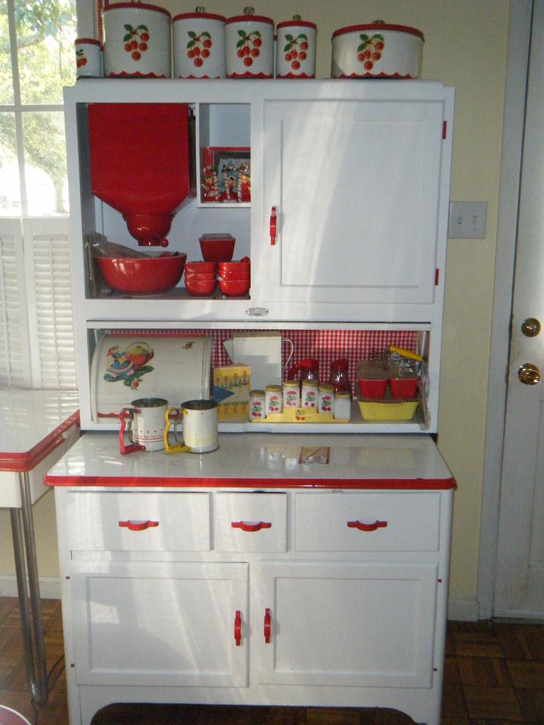 Sellers Kitchen Cabinet Sellers Hoosier Cabinet 2 Kim Flickr