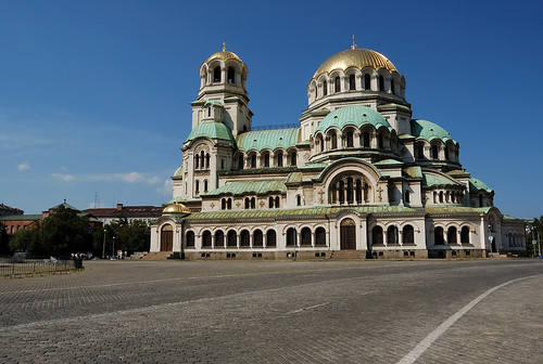 st alexander nevski cathedral | by arno & die morgencrew