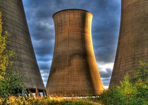 Doncaster Power station hdr | by Nathan-22