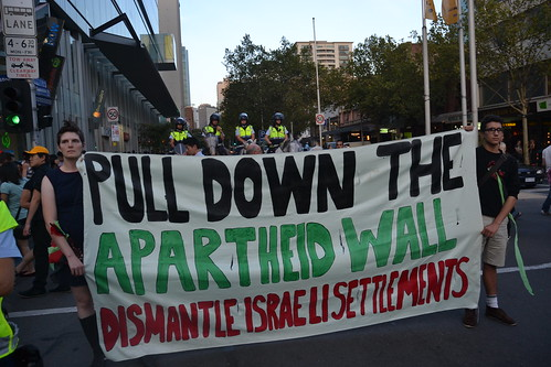 Pull Down the Apartheid Wall