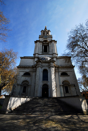 St.Anne's Limehouse | by richwat2011