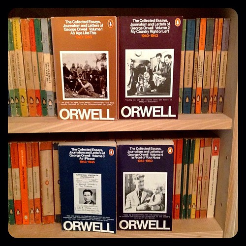 george orwell spanish civil war essay Essay written by orwell in 1942, striking similarities to 1984 looking back on the spanish civil war yet, after all, some kind of history will be written, and after those who actually remember the war are dead, it will be universally accepted.