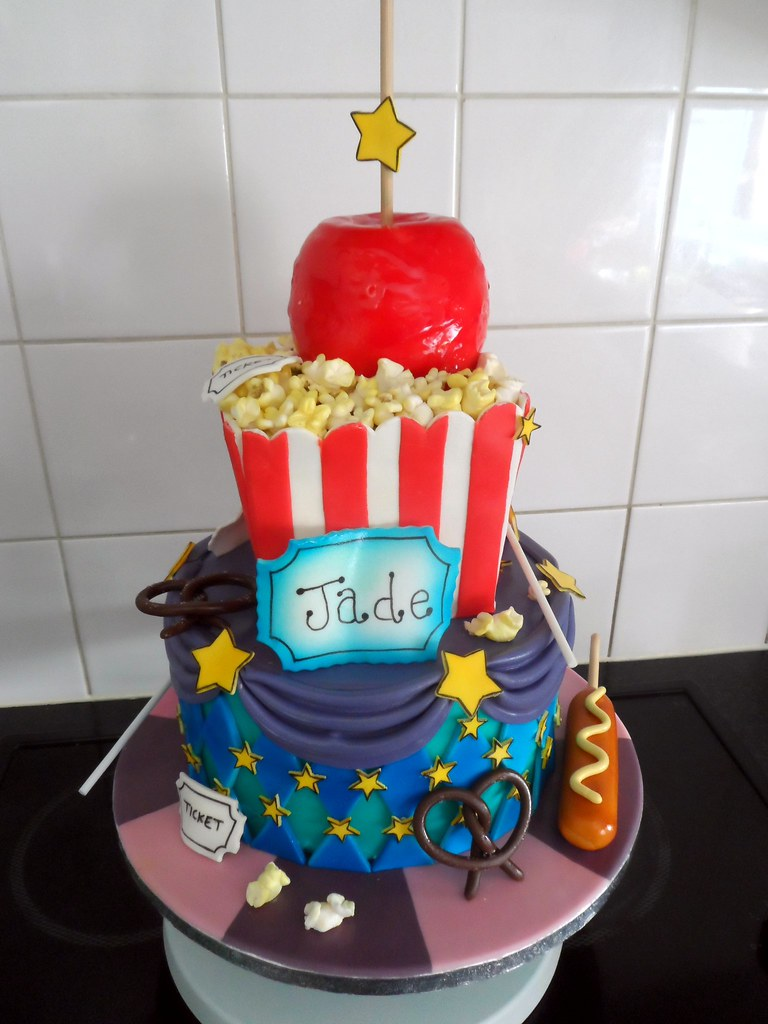 Film Themed Birthday Cakes