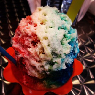 shaved ice~ | by aein♡