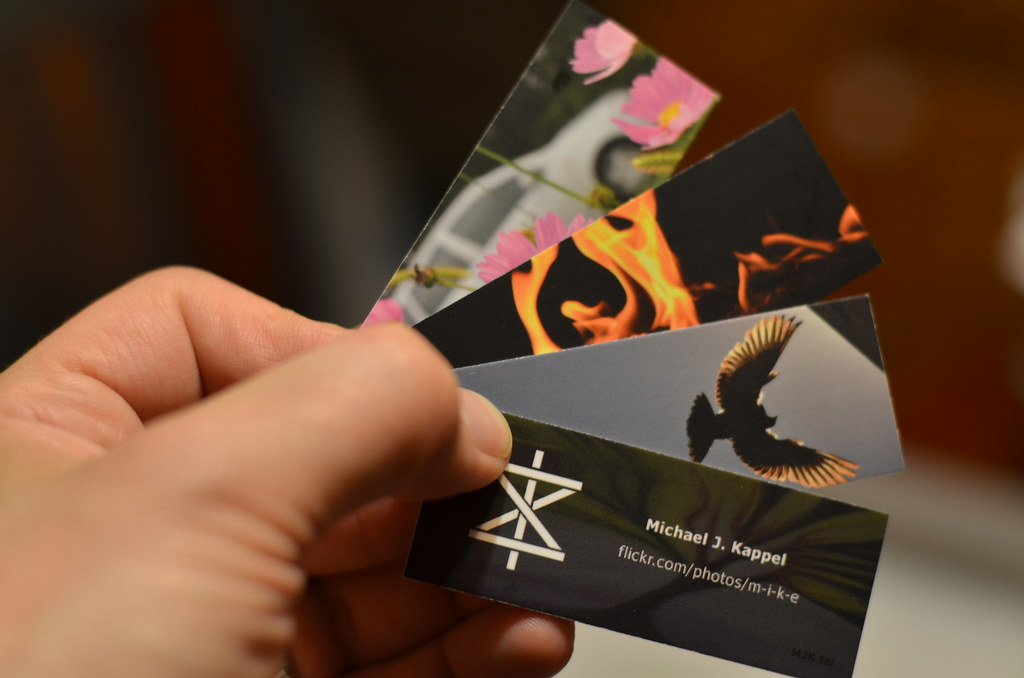 Best Photographer Business Cards Ever! | My best custom desi… | Flickr