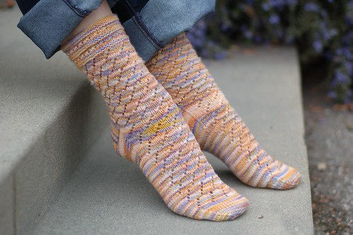 Merrily Socks | by Irishgirlieknits