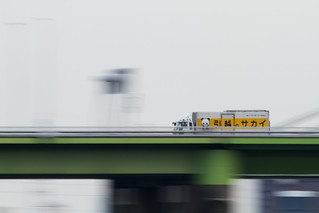 A week of panning #1: Super fast truck | by Takashi(aes256)