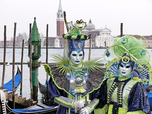 The Carnival of Venice | by werner boehm *