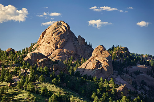 Pikes Peak Granite Dome | by Fort Photo