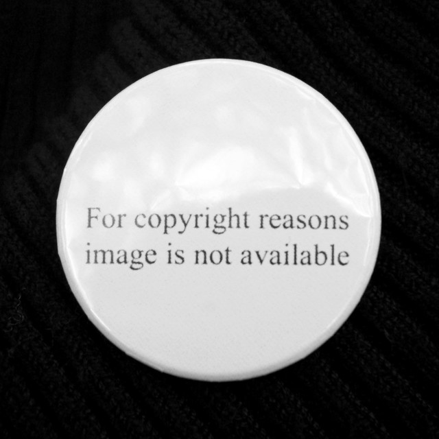 Copyright reasons, by gaelx on Flickr, shared under CC BY-SA 2.0