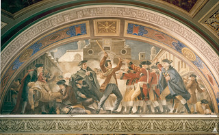 Boston Massacre, 1770 | by USCapitol