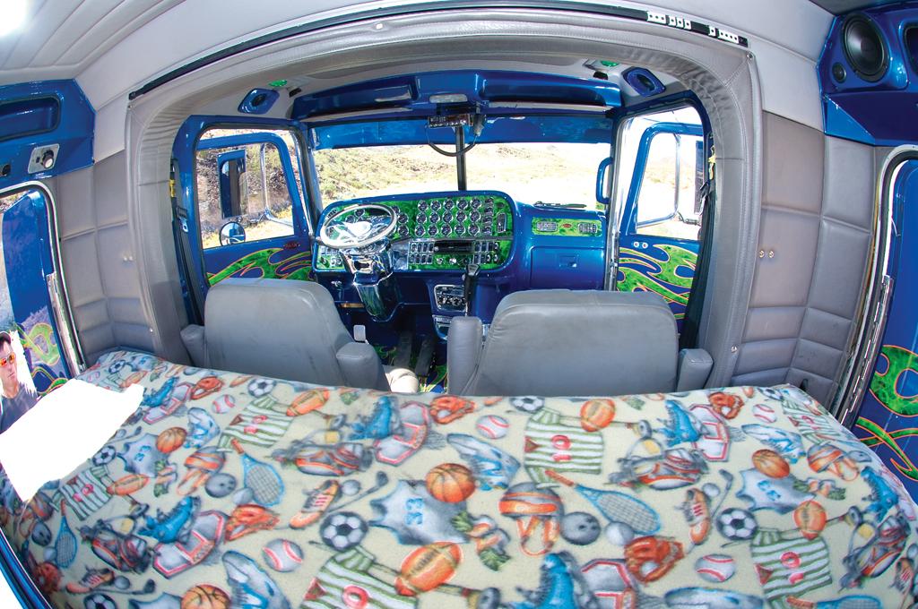 custom peterbilt 379 interior wwwpixsharkcom images