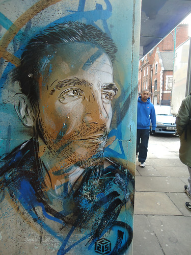 C215 - London | by C215