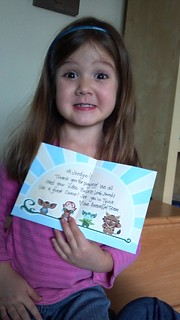 An Excited Jordyn Gets a Letter! | by Skritt Thinking