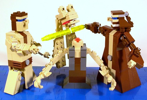 The Death Of Jar Jar! | by M<0><0>DSWIM