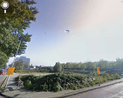 pseudo ufo in rotterdam | by uair01