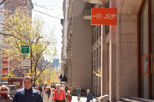 Joe Fresh - 5th Ave | by Elsbro