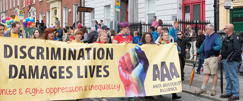 PRIDE PARADE AND FESTIVAL [DUBLIN 2016]-118073 | by infomatique