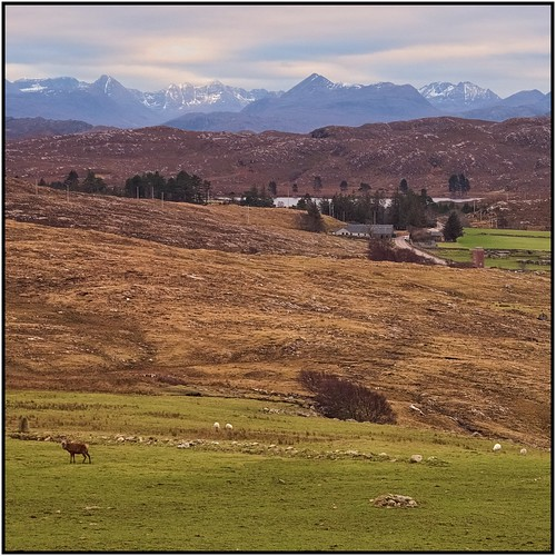 Distant Mountains | by ShinyPhotoScotland