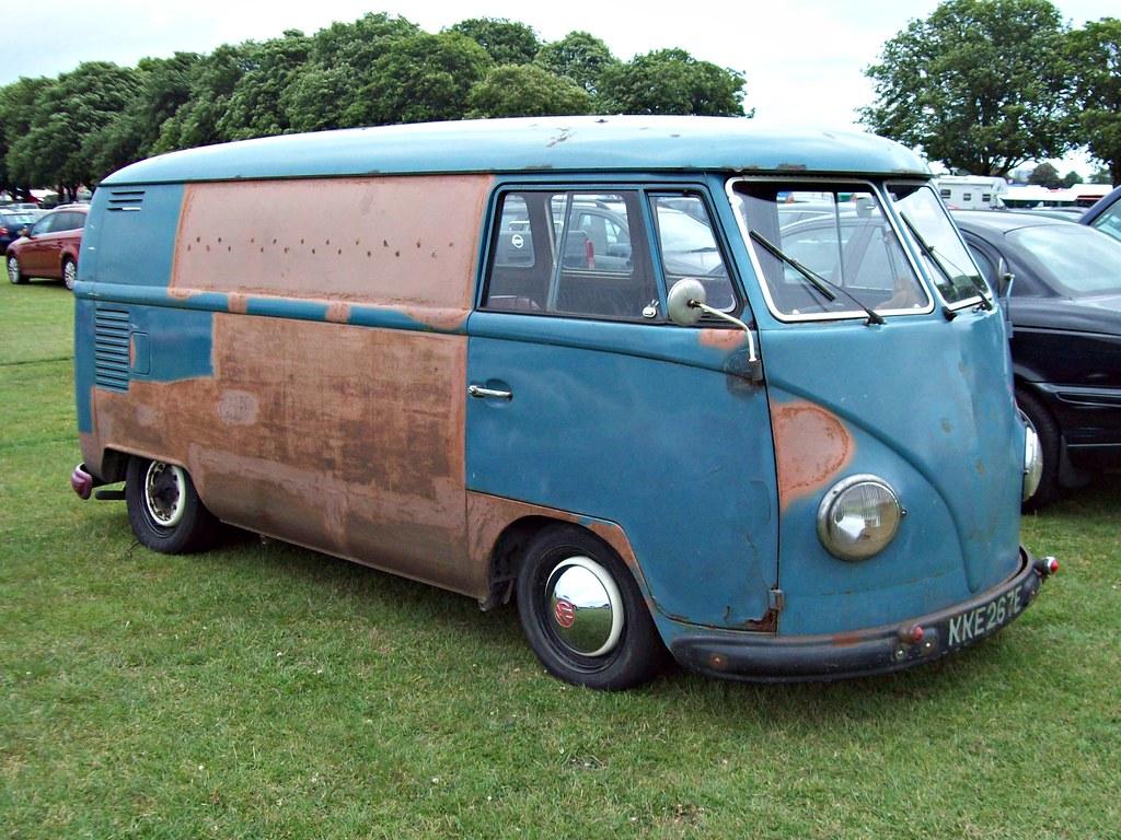444 volkswagen t1 transporter type 2 van 1967 by robertknight16