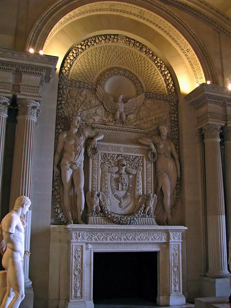 Musee Du Louvre Antiquites Grecques Salle 17 Salle Des Flickr