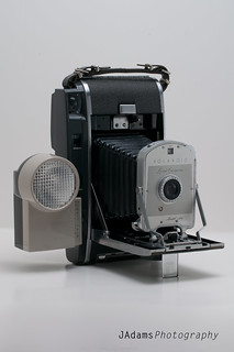 Polaroid Land Camera Model 150 | by J Adams Photography