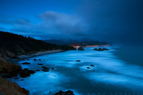 """Twilight At Ecola"" 